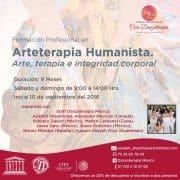 ARTETERAPIA HUMANISTA Formación en CDMX 2016-2017