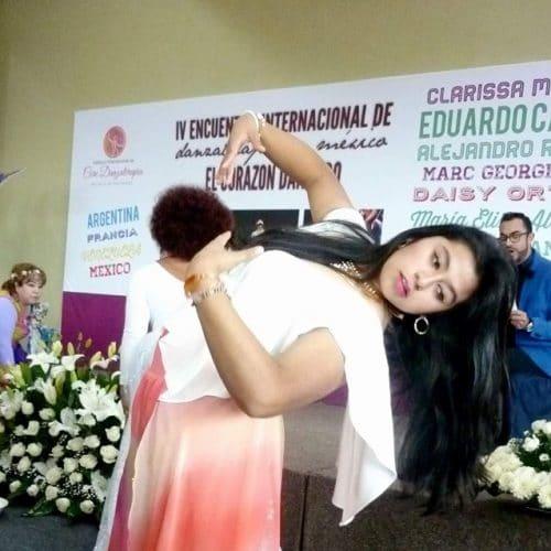 Tellez Cornejo Alejandra, Core Danzateraoeuta.