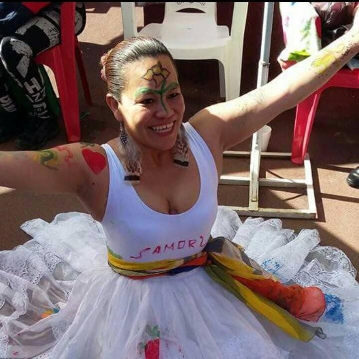 Marmolejo Mendoza Mar���a de Jes���ºs, Core Danzaterapeuta y Arteterapeuta.