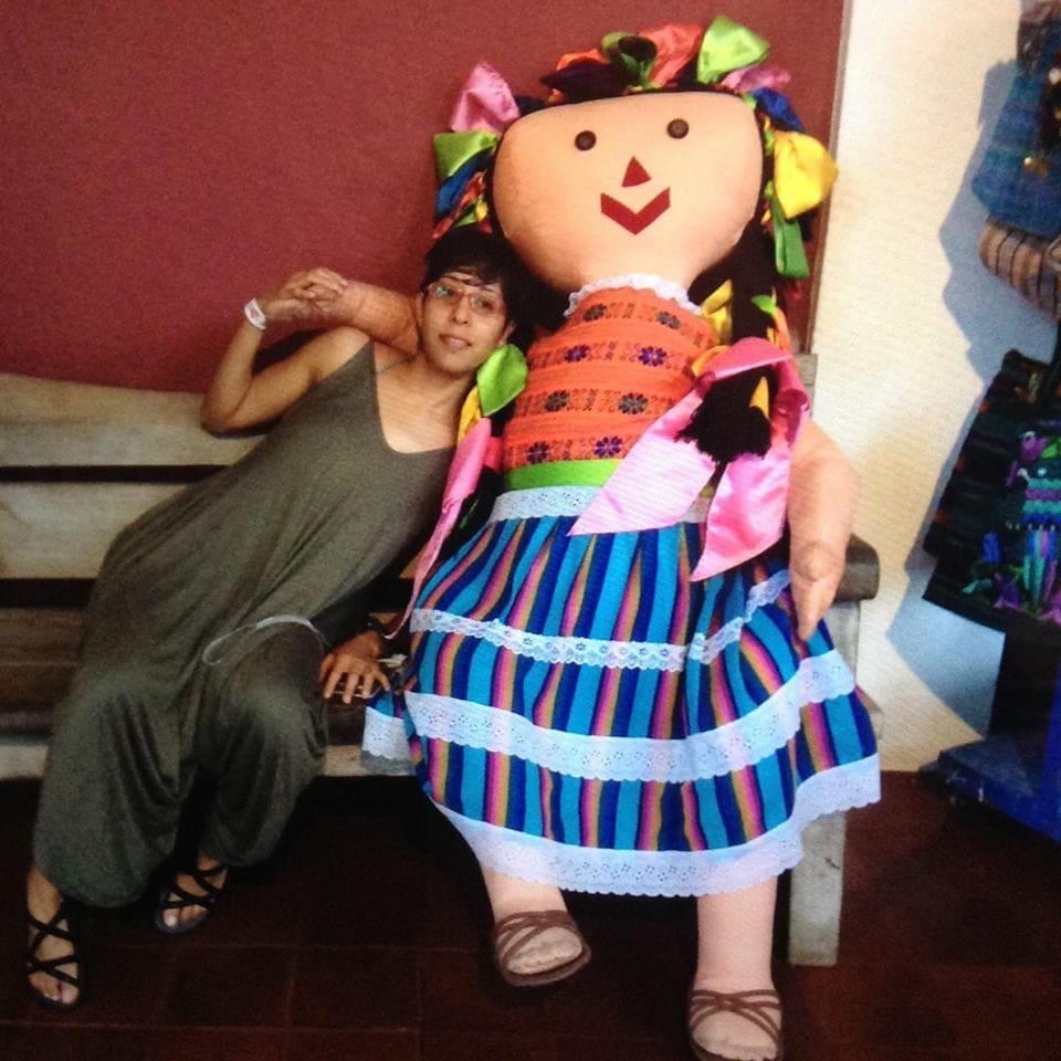 Castellanos Chavez Liliana, Core Danzaterapeuta.
