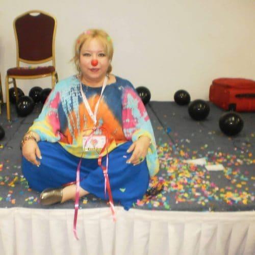 Serrano Lopez Paula Susana, Core Danzaterapeuta y Arteterapeuta.