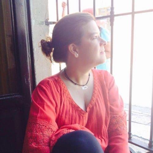 Mariana del Castillo Olvera, arteterapeuta AT-CAOM1700264