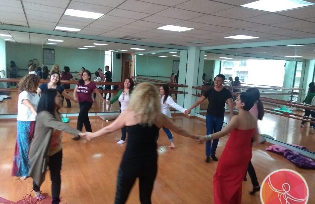 danzaterapia trabajar con arteterapia